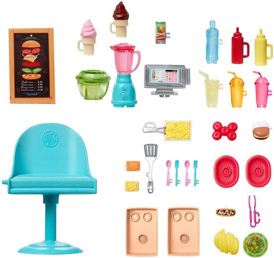 Mattel Barbie Potujoča restavracija