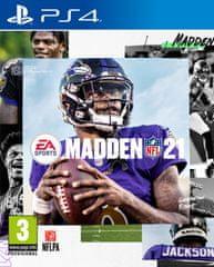 EA Games Madden NFL 21 igra (PS4)