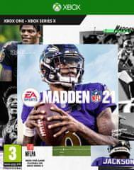 EA Games Madden NFL 21 igra (Xbox One)