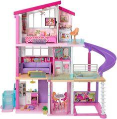 Mattel dom marzeń Barbie