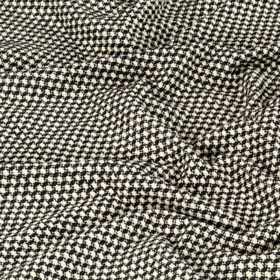 shumee Odeja iz bombaža 125x150 cm antracitna