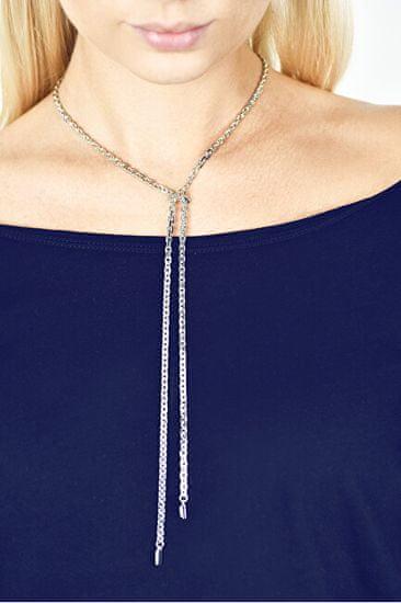 Karl Lagerfeld Luxusní náhrdelník s posuvným elementem 5448407