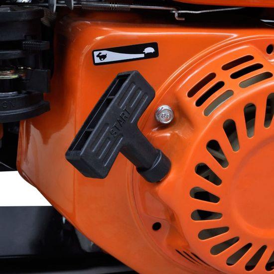 shumee visaXL Spalinowa pompa wodna, przyłączenie 50 mm, 6,5 KM