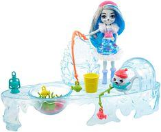 Mattel Enchantimals Na rybách