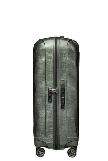 Samsonite Škrupinový cestovný kufor C-lite Spinner 94 l