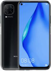 Huawei P40 lite GSM telefon, 128 GB, črn