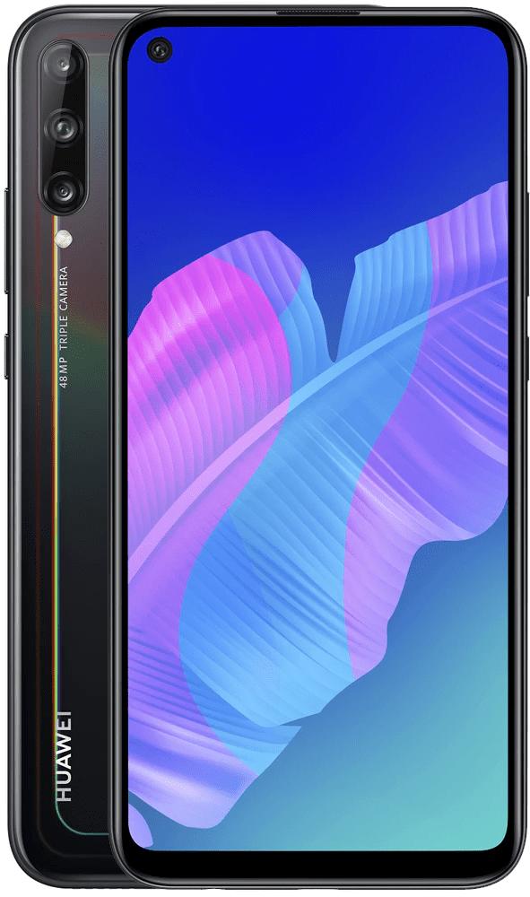 Huawei P40 Lite E, 4GB/64GB, Midnight Black - zánovní