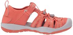 KEEN dívčí sandály Moxie Sandal K 24 oranžová