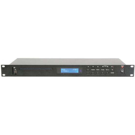 Adastra AD-400, multimediální přehrávač CD/USB/SD/FM