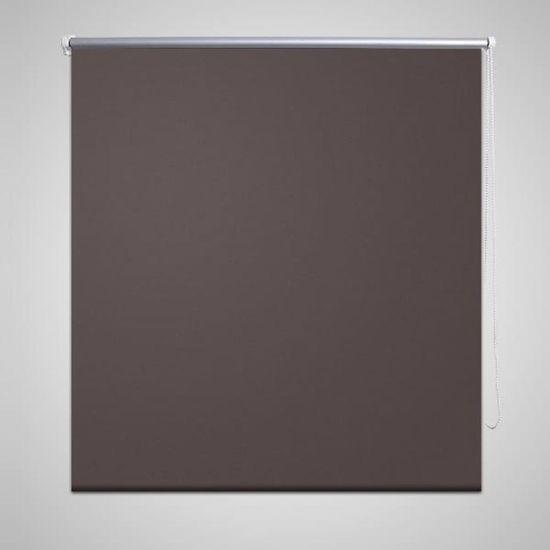 shumee Roleta zaciemniana, w kolorze kawy (100 x 175 cm)