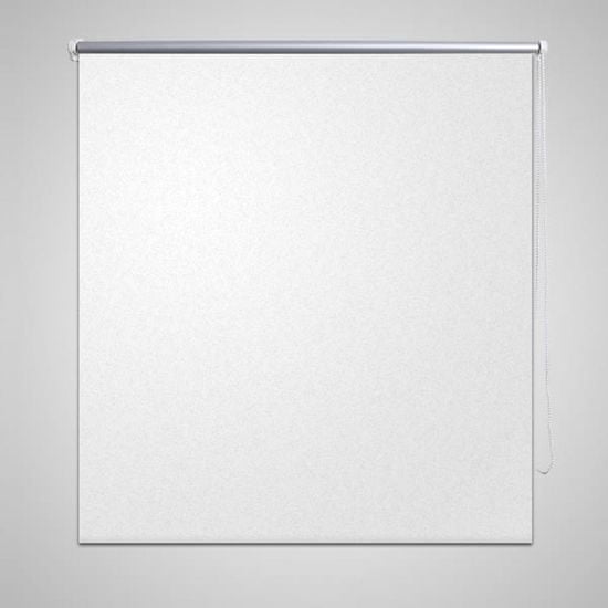 shumee Roleta przeciwsłoneczna 120 x 230 cm Biała