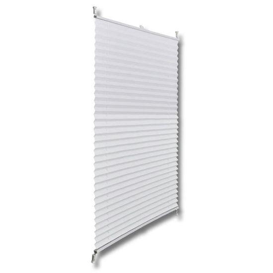 shumee Roleta plisowana, biała, 70 x 200 cm