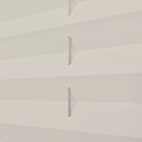 shumee Roleta plisowana, kremowa (90x150cm)