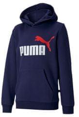 Puma chlapecká mikina ESS 2 Col Hoody FL B 104 modrá