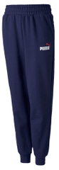 Puma spodnie chłopięce ESS 2 Col Logo Sweat Pants, 128 niebieskie