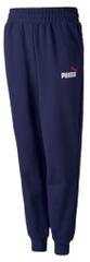 Puma spodnie chłopięce ESS 2 Col Logo Sweat Pants, 140 niebieskie