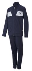 Puma komplet chłopięcy Poly Suit cl B, 104 niebieski