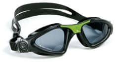 Aqua Sphere Brýle plavecké KAYENNE Aquasphere, TMAVÝ ZORNÍK-černá/zelená