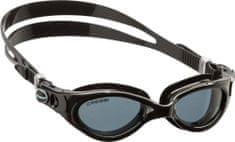 Cressi Brýle plavecké FLASH LADY, tmavý zorník/černá