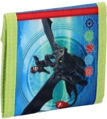 Vadobag Dětská peněženka Jak vycvičit draka