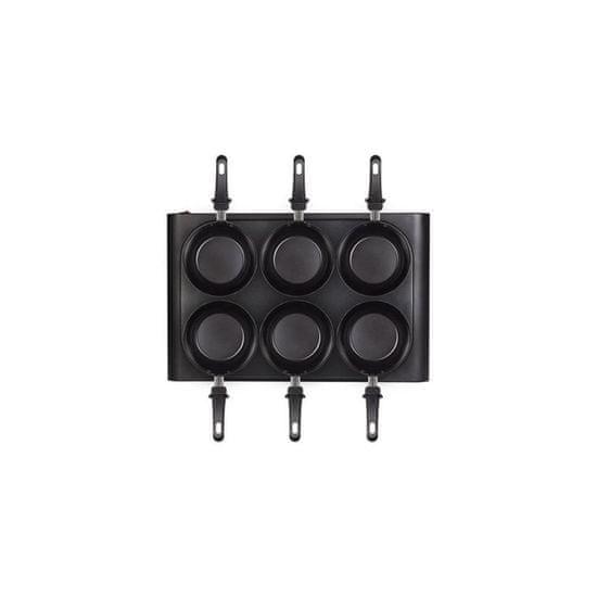 shumee Tristar Elektryczny zestaw woków, 1000 W, czarny