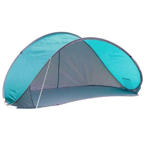 shumee HI Pop-up šotor za na plažo moder