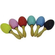 Dimavery shaker vajíčka s držadlem