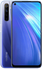 realme 6, 4GB/128GB, Comet Blue