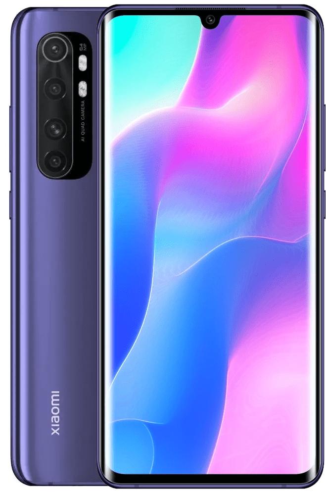 Xiaomi Mi Note 10 Lite, 6GB/128GB, Global Version, Nebula Purple