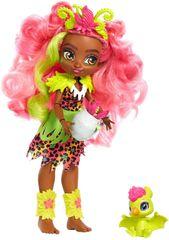 Mattel Cave Club Lutka s Dino životinjom Fernesso