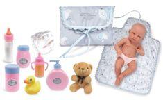DeCuevas 53929 Cestovní taška pro panenky s příslušenstvím Martin