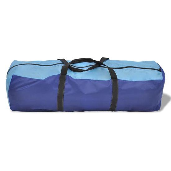 shumee Namiot 6 osobowy granatowo-błękitny