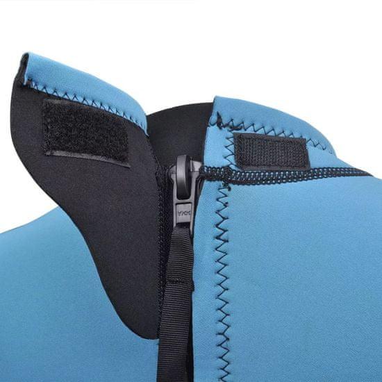 shumee Dámský krátký mokrý neoprénový oblek XL, 170–175 cm, 2,5 mm