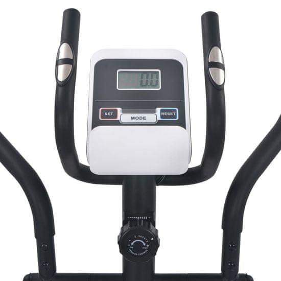 shumee mágneses elliptikus tréner pulzusmérővel