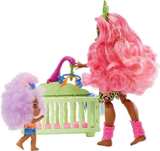 Mattel Cave Club lutka Fernessa i Furrah