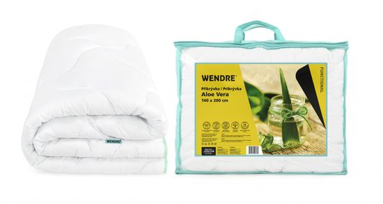 Wendre Aloe Vera deka, 140 x 200 cm