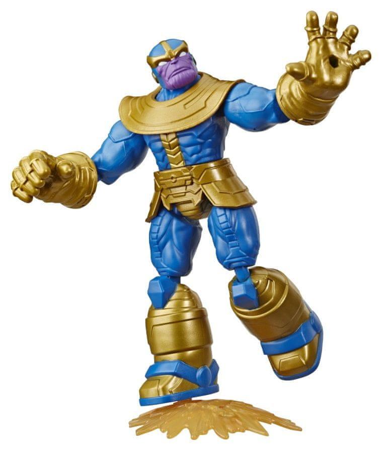 Avengers figurka Bend and Flex Thanos