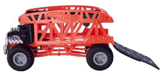Hot Wheels Monster Trucks Přeprava trucků
