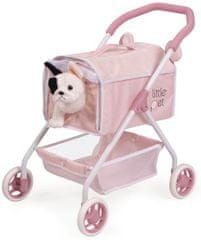 DeCuevas 86139 Môj prvý kočík pre psíka s doplnkami Little Pet