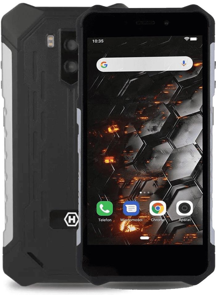 myPhone Hammer Iron 3, 1GB/16GB, Silver