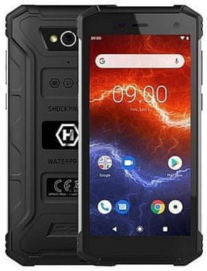 myPhone Hammer Energy 2, 3GB/32GB, Black