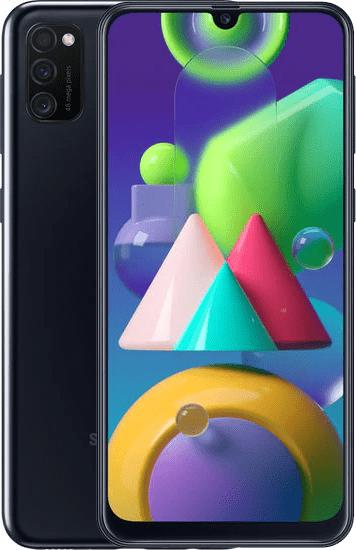 Samsung Galaxy M21, 4GB/64GB, Raven Black