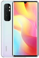 Xiaomi Mi Note 10 Lite pametni telefon, 6GB/128GB, Glacier White