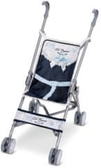 DeCuevas 90096 Zložljivi otroški vozički za punčke golf klub Classic Romantic