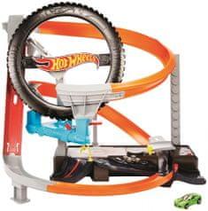 Hot Wheels Zestaw motoryzacyjny