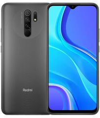 Xiaomi Redmi 9 mobilni telefon, 3GB/32GB, Global Version, Carbon Grey