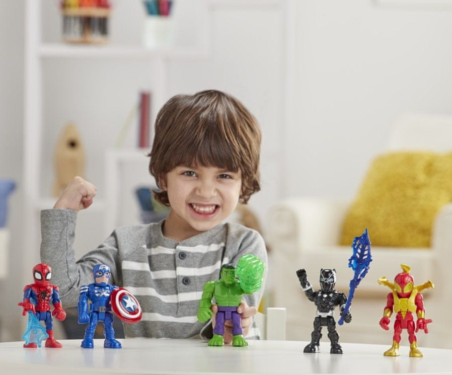 Avengers Super Heroes figurka Iron Man