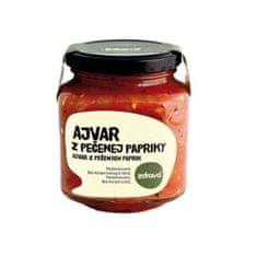 Zdravo organic Ajvar z pečenej papriky 300g