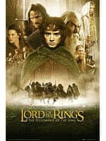 Lord of the Rings poszter - The Fellowship of the Ring