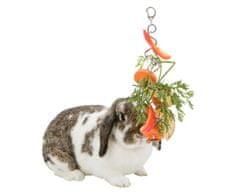 Trixie Spirála - držák na ovoce, 25cm, akce, jesličky, krmítka